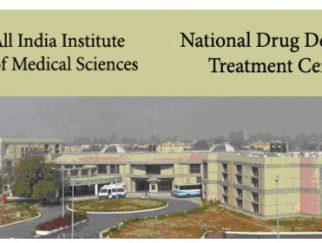 National Drug Dependence Treatment Centre Ghaziabad