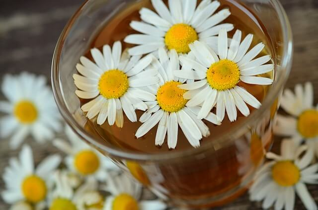 Natural Remedies Chamomile tea