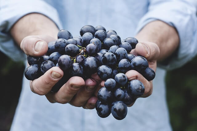 Natural Remedies Grapes