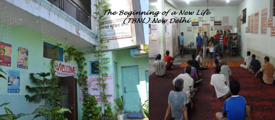 The Beginning of a New Life (TBNL) New Delhi