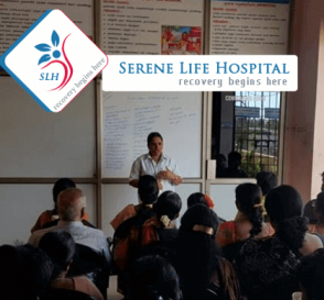 Serene Life Hospital De-addiction Center Chennai