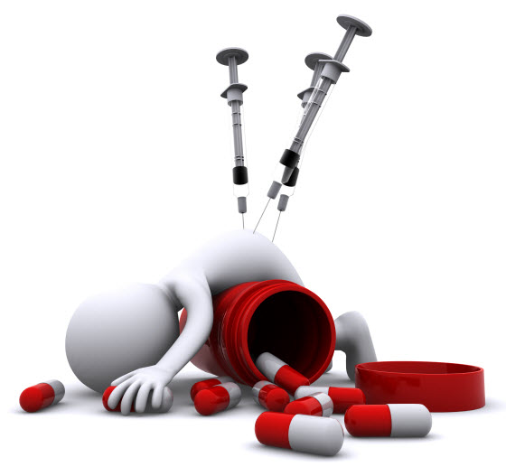 Drug Overdose Kills