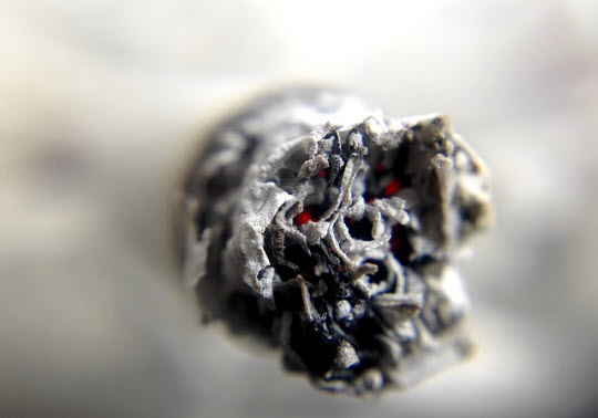 Consumption of Marijuana