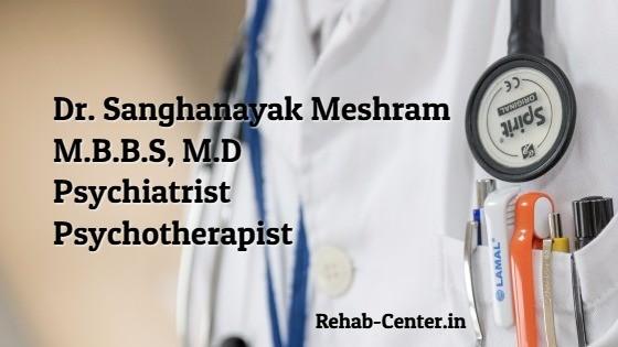 Dr. Sanghanayak Meshram Psychiatrist Mumbai