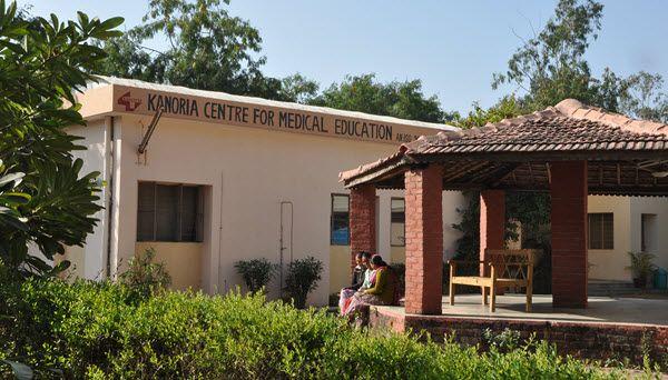 Kanoria Hospital & Research Centre (KHRC) De-Addiction Centre Gandhinagar, Gujarat