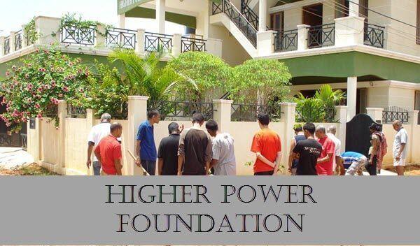 Higher Power Foundation Bangalore Karnataka