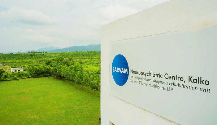 Sarvam Neuropsychiatric Center Haryana, India
