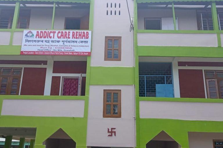 COSEHDA Addict Care Rehab Guwahati, Assam